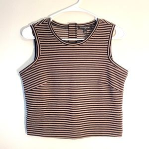 Banana Republic | Stripped Cropped Top